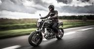 Suzuki показали мотоцикл SV650 Scrambler 2017 - фото 1