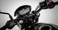 Suzuki показали мотоцикл SV650 Scrambler 2017 - фото 14