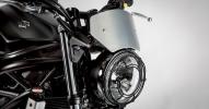 Suzuki показали мотоцикл SV650 Scrambler 2017 - фото 4