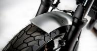 Suzuki показали мотоцикл SV650 Scrambler 2017 - фото 5