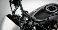 Suzuki показали мотоцикл SV650 Scrambler 2017 - фото 6