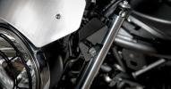 Suzuki показали мотоцикл SV650 Scrambler 2017 - фото 7