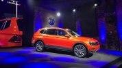 Volkswagen Tiguan стал семиместным - фото 4