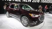 Chevrolet показал новый кроссовер Traverse - фото 1