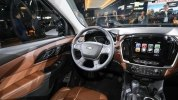 Chevrolet показал новый кроссовер Traverse - фото 13