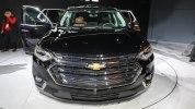 Chevrolet показал новый кроссовер Traverse - фото 2