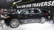 Chevrolet показал новый кроссовер Traverse - фото 23