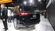 Chevrolet показал новый кроссовер Traverse - фото 24