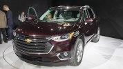 Chevrolet показал новый кроссовер Traverse - фото 3