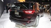 Chevrolet показал новый кроссовер Traverse - фото 5