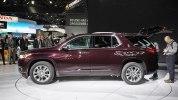 Chevrolet показал новый кроссовер Traverse - фото 6