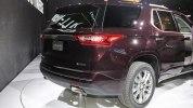 Chevrolet показал новый кроссовер Traverse - фото 7
