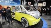 Volkswagen построил полноприводный минивэн на электротяге - фото 1