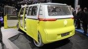 Volkswagen построил полноприводный минивэн на электротяге - фото 2