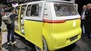 Volkswagen построил полноприводный минивэн на электротяге - фото 3