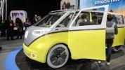 Volkswagen построил полноприводный минивэн на электротяге - фото 6