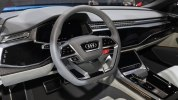 Audi показала большой кроссовер Q8 - фото 10