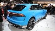 Audi показала большой кроссовер Q8 - фото 2
