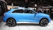 Audi показала большой кроссовер Q8 - фото 3