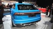 Audi показала большой кроссовер Q8 - фото 5
