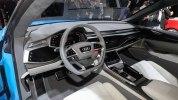 Audi показала большой кроссовер Q8 - фото 7