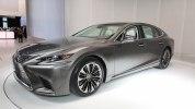 Lexus представил седан LS нового поколения - фото 1