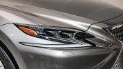 Lexus представил седан LS нового поколения - фото 13