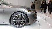 Lexus представил седан LS нового поколения - фото 15