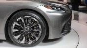 Lexus представил седан LS нового поколения - фото 16