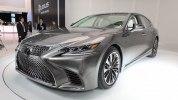 Lexus представил седан LS нового поколения - фото 2