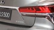 Lexus представил седан LS нового поколения - фото 22