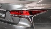 Lexus представил седан LS нового поколения - фото 23
