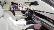 Lexus представил седан LS нового поколения - фото 25