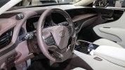 Lexus представил седан LS нового поколения - фото 27