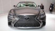 Lexus представил седан LS нового поколения - фото 5