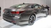Lexus представил седан LS нового поколения - фото 6