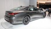 Lexus представил седан LS нового поколения - фото 7