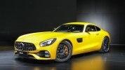 Дорожному Mercedes-AMG GT добавили полноуправляемое шасси - фото 1