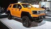 В Детройте представили внедорожник VLF Automotive X-Series - фото 1