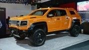 В Детройте представили внедорожник VLF Automotive X-Series - фото 2