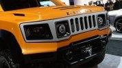В Детройте представили внедорожник VLF Automotive X-Series - фото 5