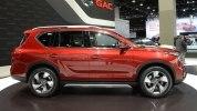 Китайская компания GAC представила в Детройте три кроссовера - фото 5