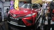 Новую Toyota Camry подготовили для гонок - фото 2