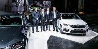 Обновленная Skoda Octavia 2017. Объявлены европейские цены - фото 1