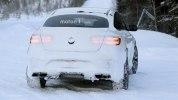 «Заряженный» кроссовер Mercedes-AMG GLC 63 Coupe вновь замечен на тестах - фото 11