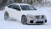 «Заряженный» кроссовер Mercedes-AMG GLC 63 Coupe вновь замечен на тестах - фото 2