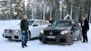 «Заряженный» кроссовер Mercedes-AMG GLC 63 Coupe вновь замечен на тестах - фото 6