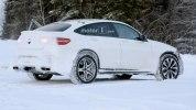 «Заряженный» кроссовер Mercedes-AMG GLC 63 Coupe вновь замечен на тестах - фото 9