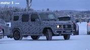 Новый внедорожник Mercedes-Benz G-Class показали на видео - фото 2
