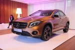 Обновленный Mercedes-Benz GLA уже презентован в Украине - фото 9